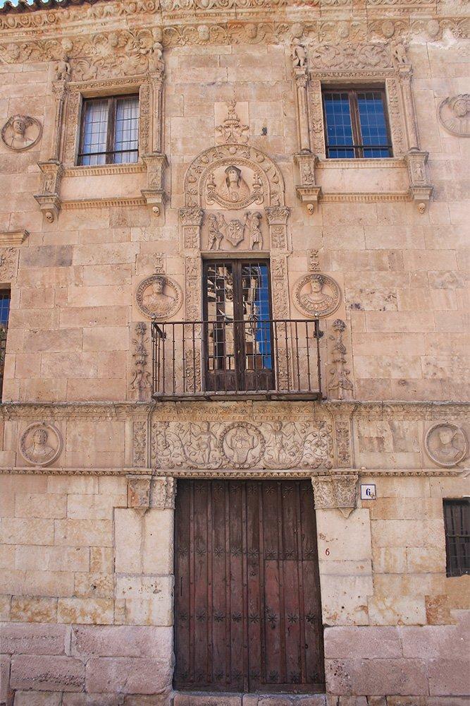 Things to do in Salamanca, Spain | Casa de las Muertes