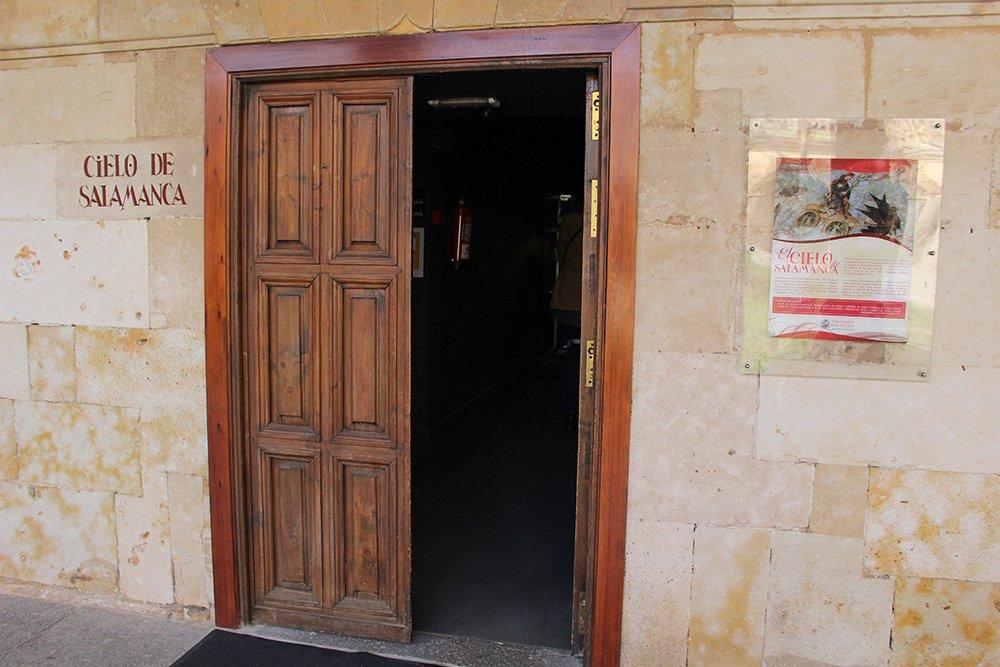 Things to do in Salamanca, Spain | Cielo de Salamanca