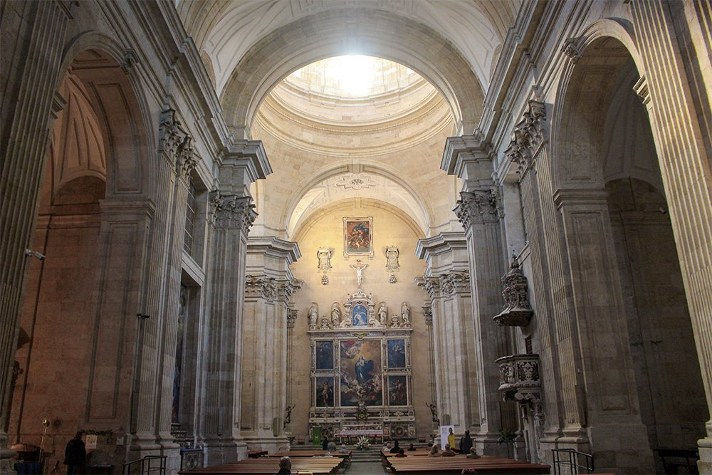 Things to do in Salamanca, Spain | Iglesia de la Purisima