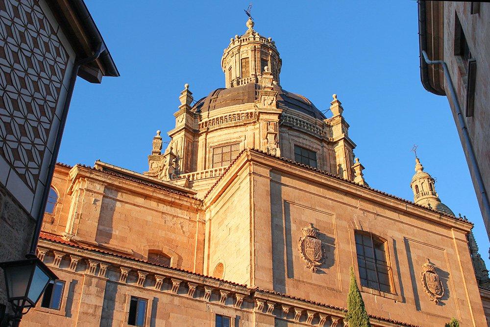 Things to do in Salamanca, Spain | La Clerecia