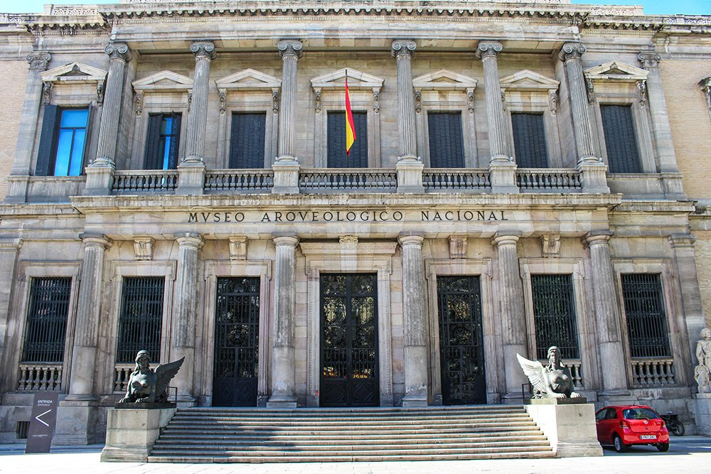 Free things to do in Madrid, Spain | National Archaeological Museum