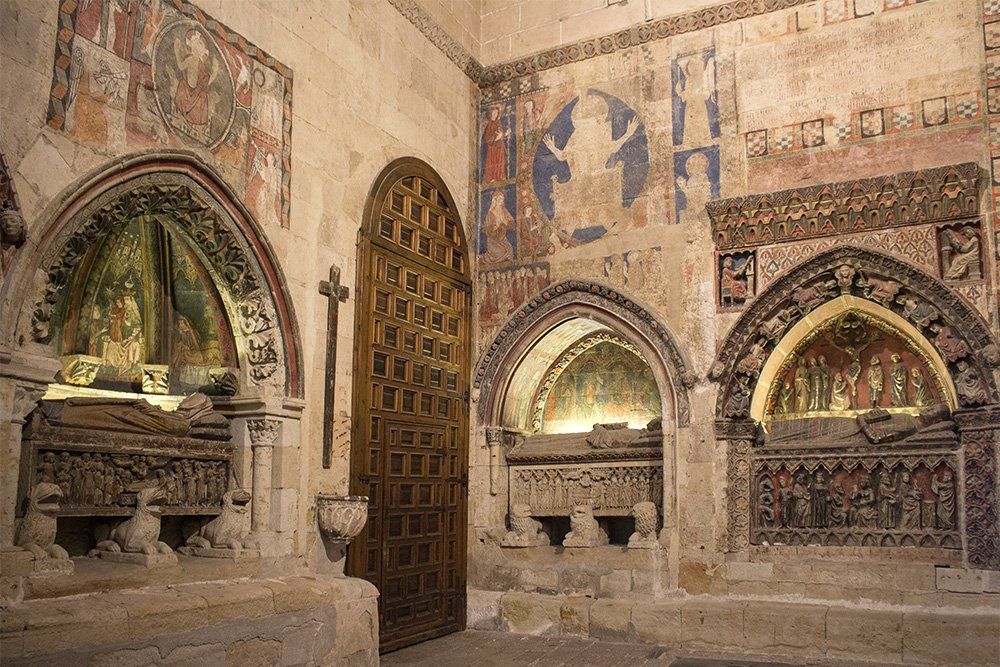 Things to do in Salamanca, Spain   Old Cathedral (Catedral Vieja)