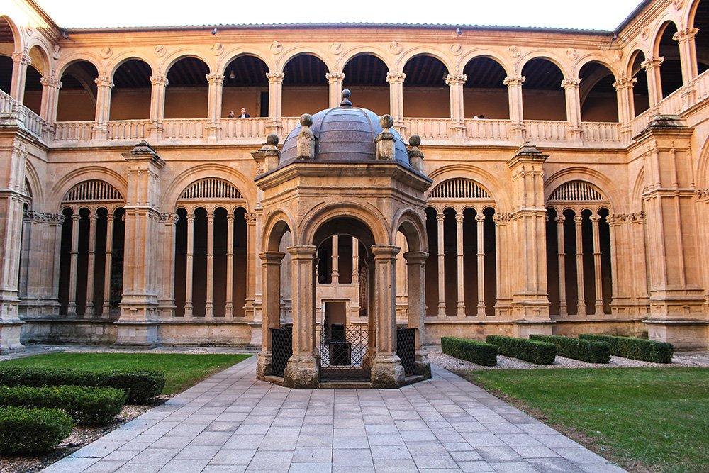 3 weeks in Spain itinerary   Convento de San Esteban
