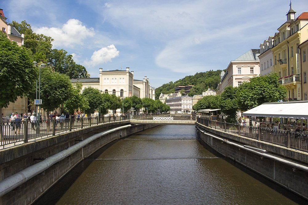 A day trip from Prague: what to do in Karlovy Vary
