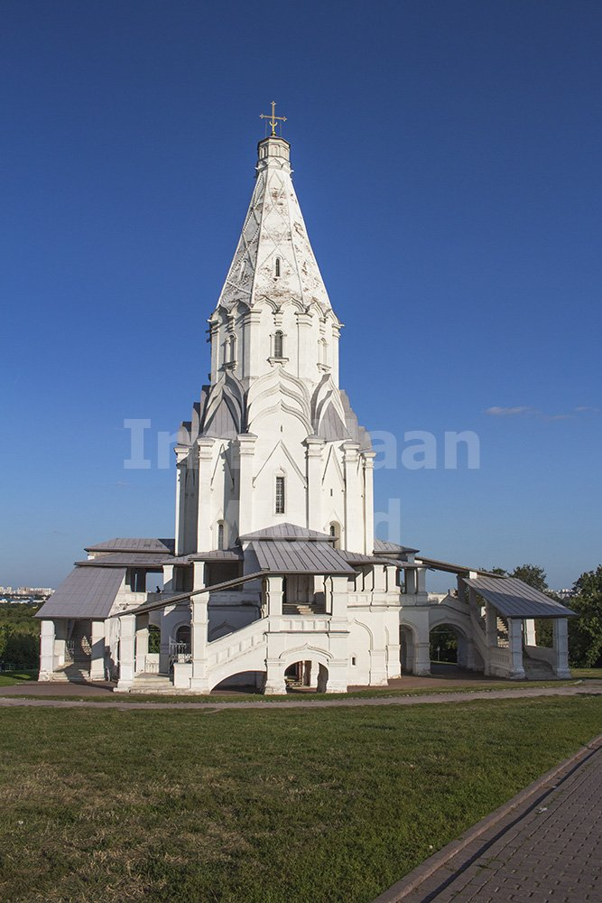Moscow pictures: stunning photos of Moscow   Church of the Ascension in Kolomenskoye