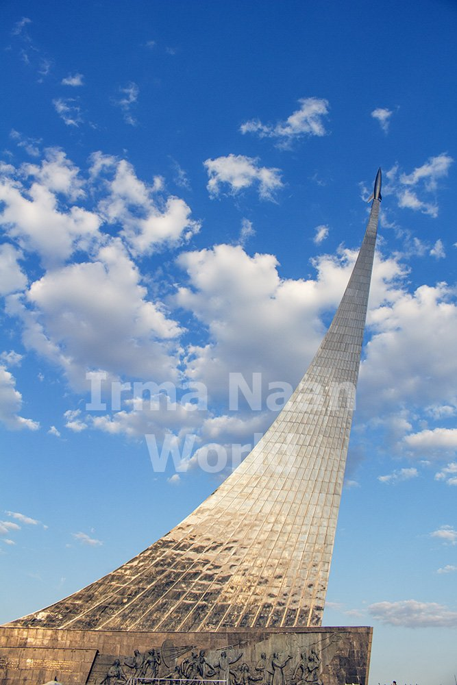 Moscow pictures: stunning photos of Moscow | Space Conquerors Monument