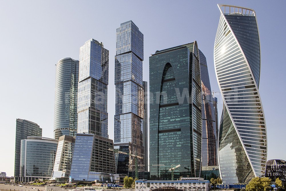 Moscow pictures: stunning photos of Moscow   The famous Moscow City