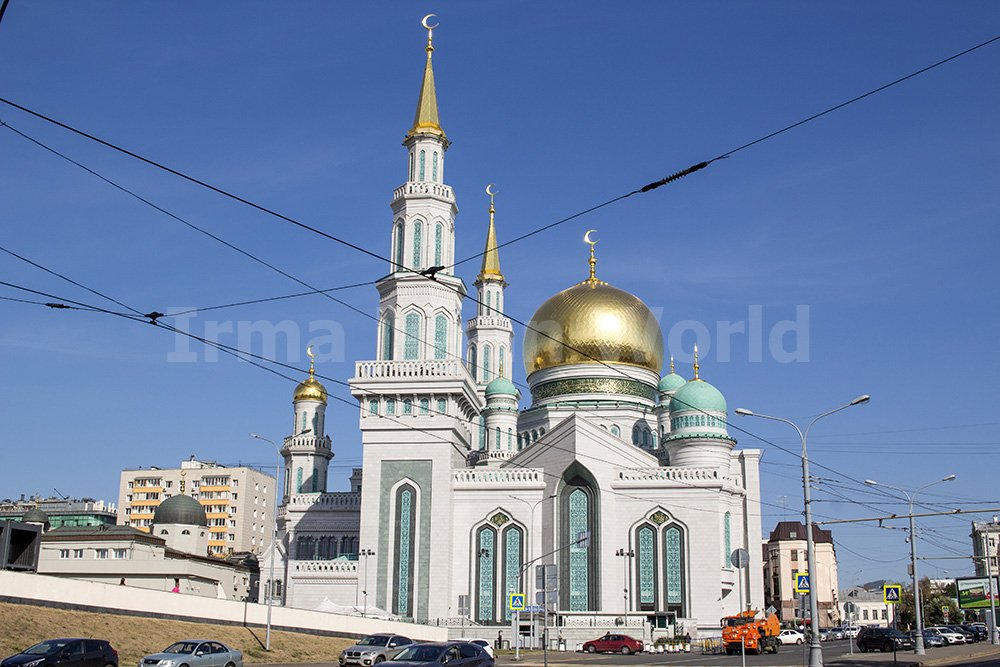 Moscow pictures: stunning photos of Moscow | The main mosque in Moscow