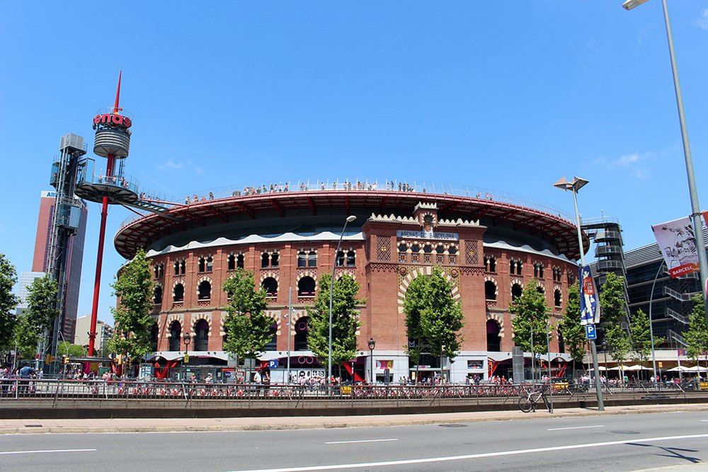 What to See in Barcelona in One Day | Arenas de Barcelona