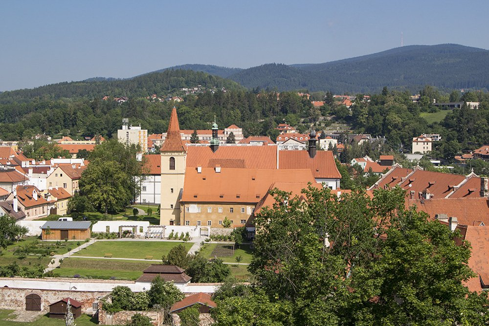 A day trip from Prague to Cesky Krumlov Castle | Monastery of the Minorites of the Poor Clares