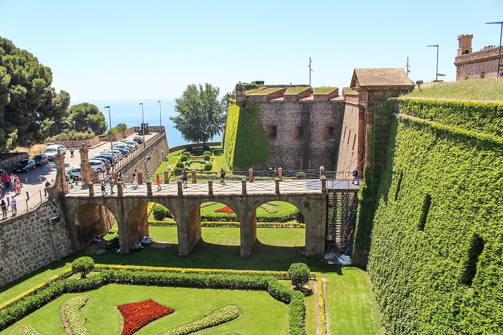 What to See in Barcelona in One Day | Montjuic Castle
