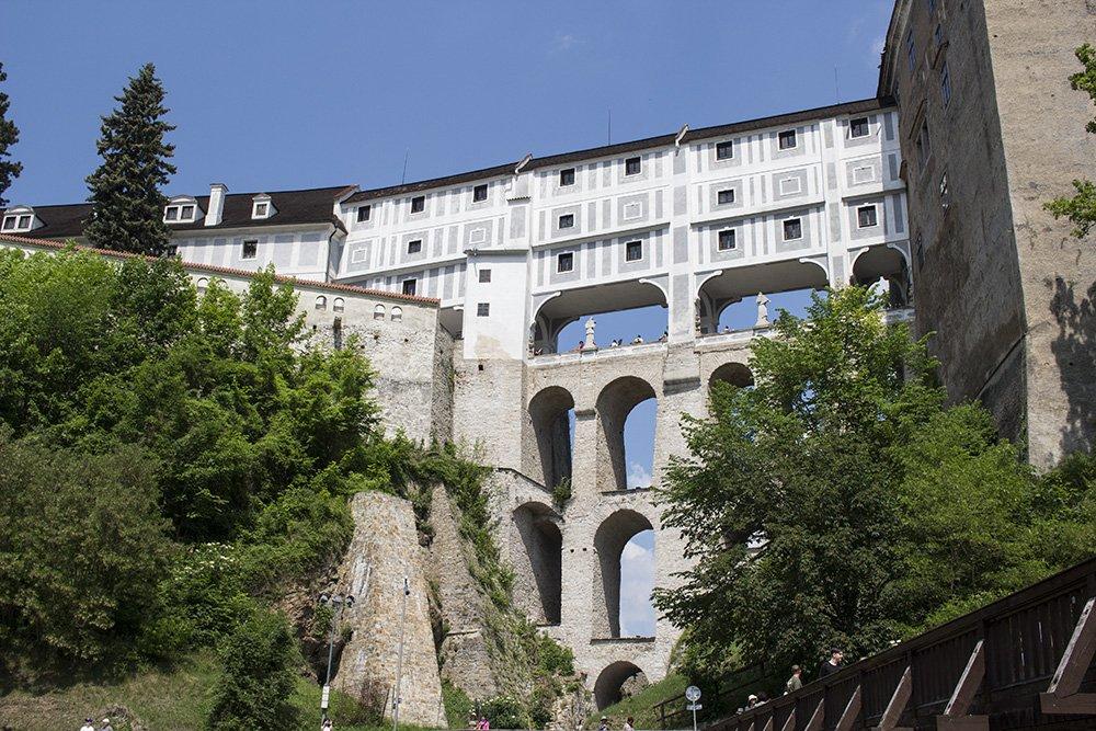 A day trip from Prague to Cesky Krumlov Castle | The Cloak Bridge