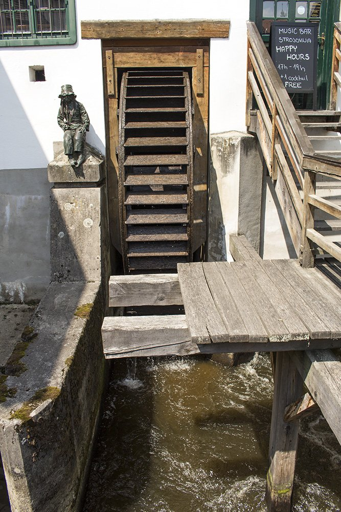 A day trip from Prague to Cesky Krumlov Castle | The mill