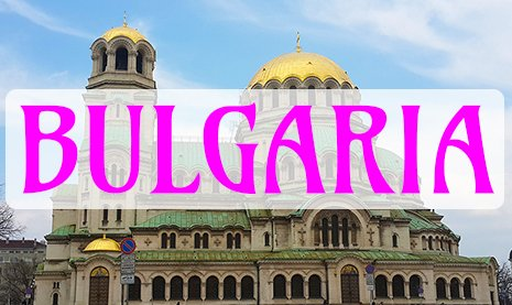 Travel guide for Bulgaria