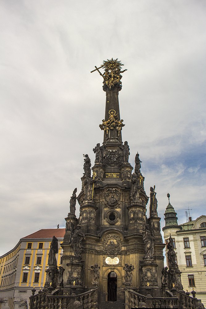Things to do in Olomouc, Czech Republic, in half a day | Holy Trinity Column