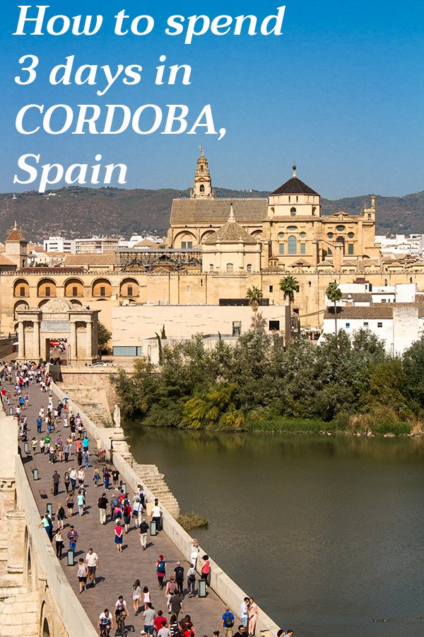 Solo Travel in Spain: 3 days in Cordoba | What to do in Cordoba, Spain, in 3 days | How to spend 3 days in Cordoba, Spain | What to see in Cordoba, Spain | Things to do in Cordoba, Spain | Tourist attractions in Cordoba, Spain