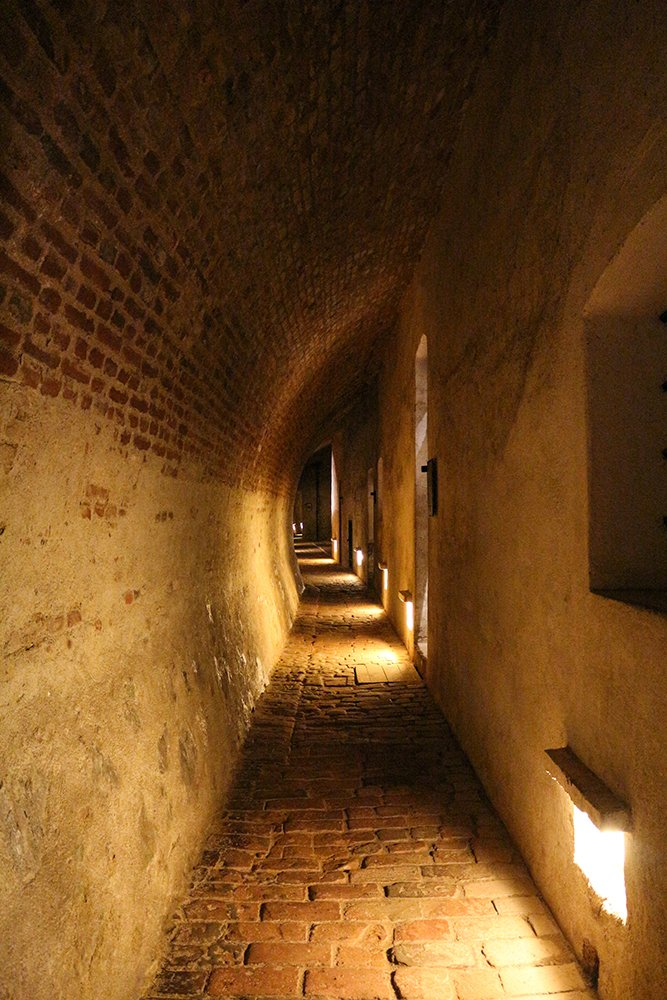 Things to do in Brno, Czech Republic, in 1 day | A corridor in the casemates