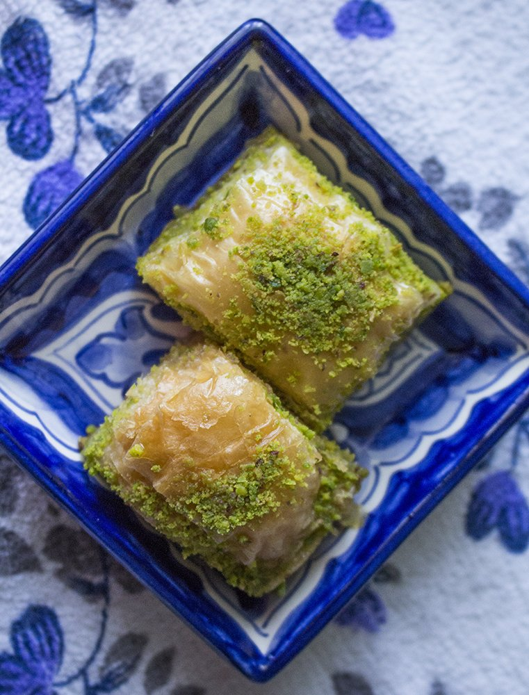 Traditional Turkish food: what to eat in Istanbul | Baklava