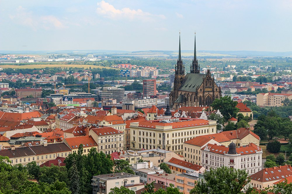 Things to do in Brno, Czech Republic, in 1 day | Brno from above