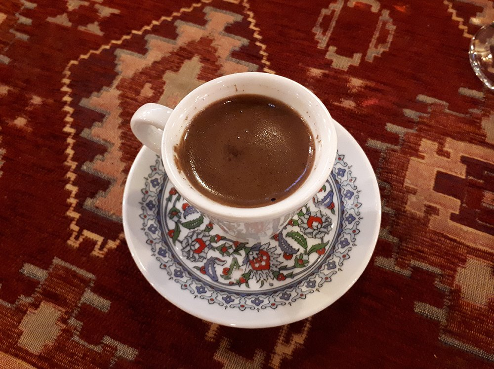 Traditional Turkish food: what to eat in Istanbul | Coffee
