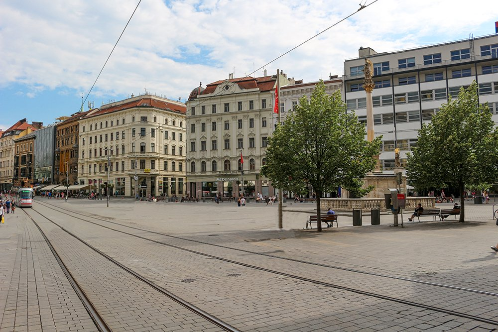 Things to do in Brno, Czech Republic, in 1 day | Freedom square