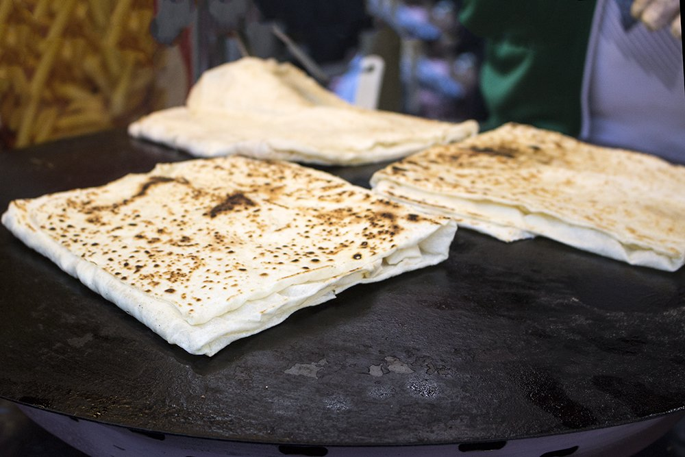 Traditional Turkish food: what to eat in Istanbul | Gozleme