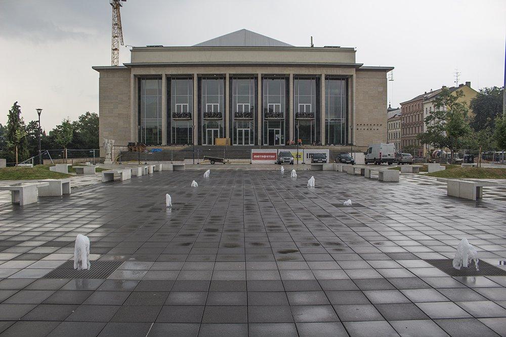 Things to do in Brno, Czech Republic, in 1 day | Janacek Theater