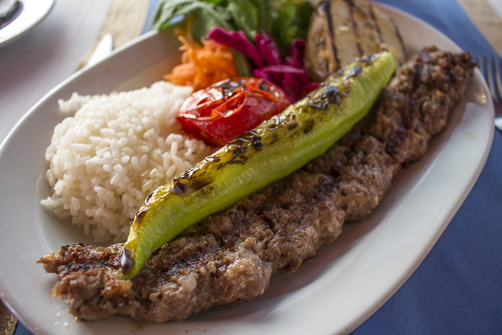 Traditional Turkish food: what to eat in Istanbul | Kebab