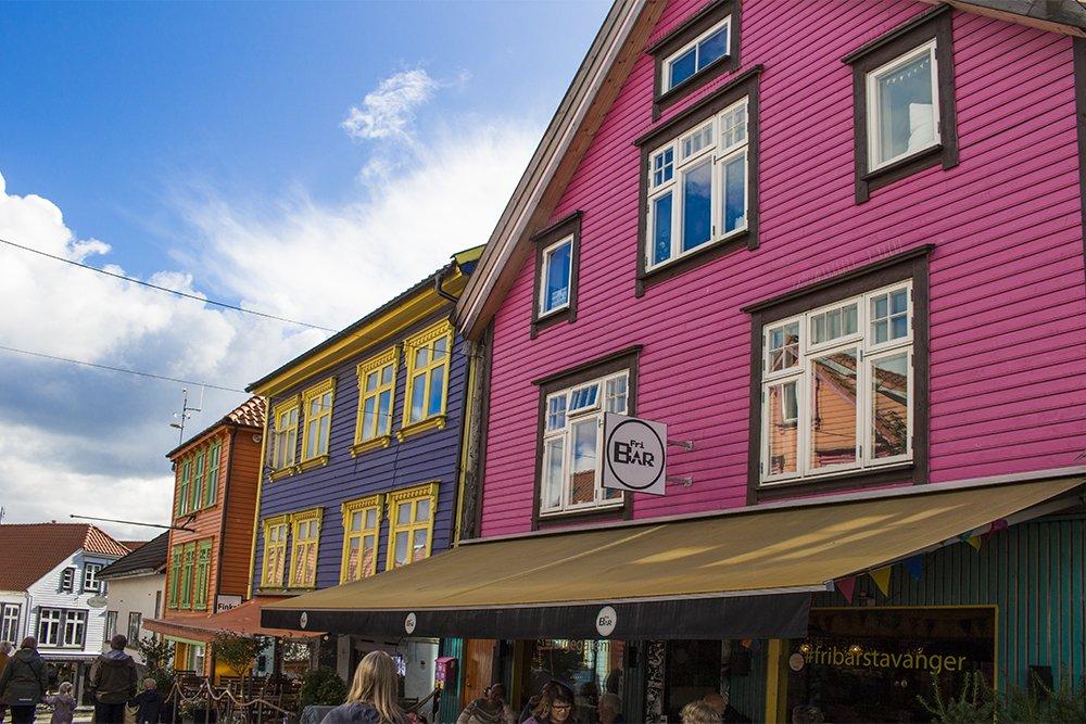 What to do in Stavanger in one day | Fargegaten