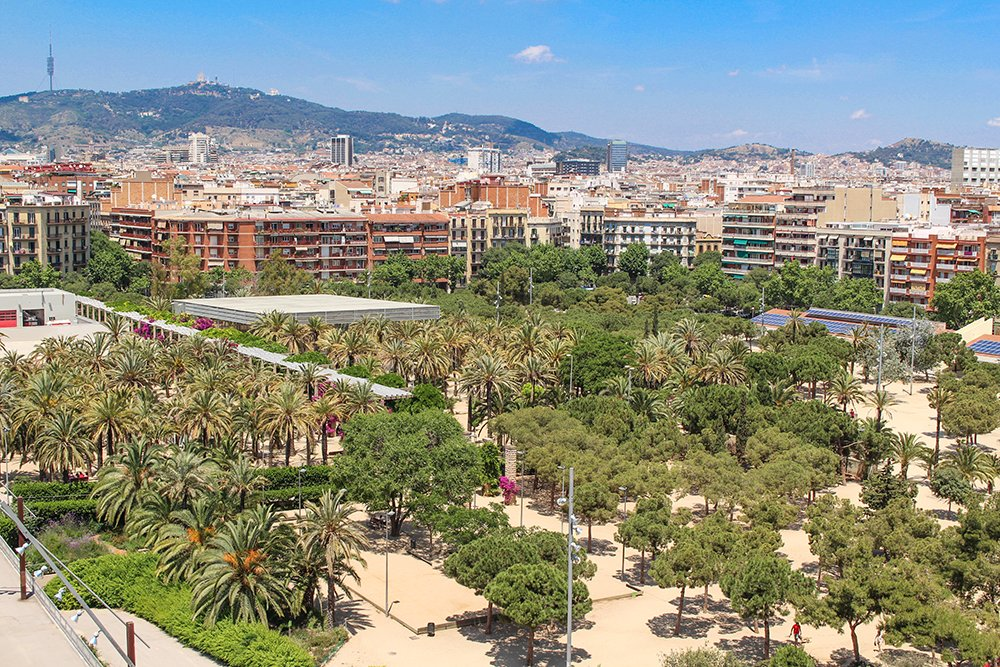Things to do in Barcelona for free | Joan Miro Park