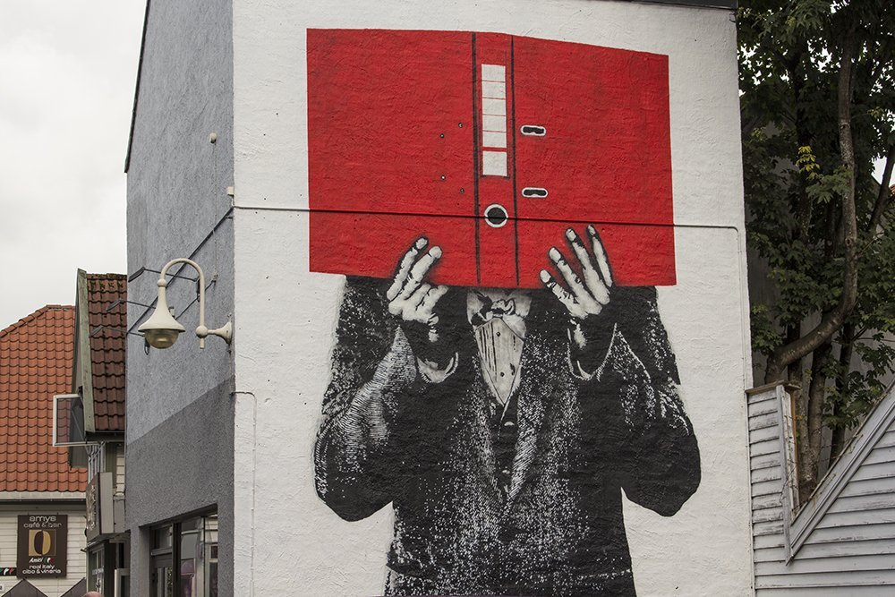 What to do in Stavanger in one day | Street art