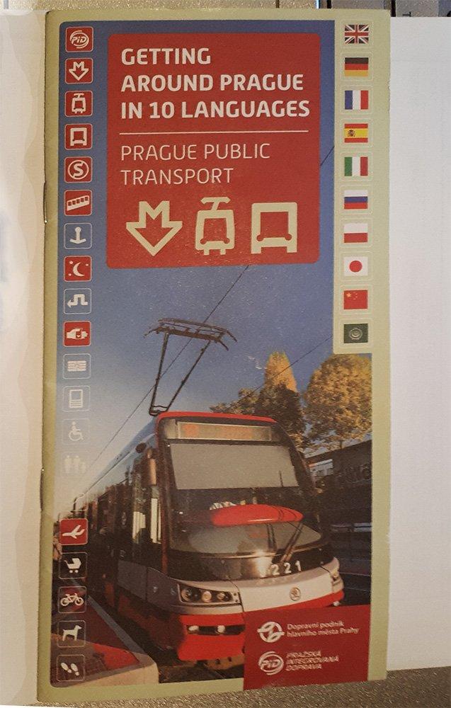 A guide to Prague public transport