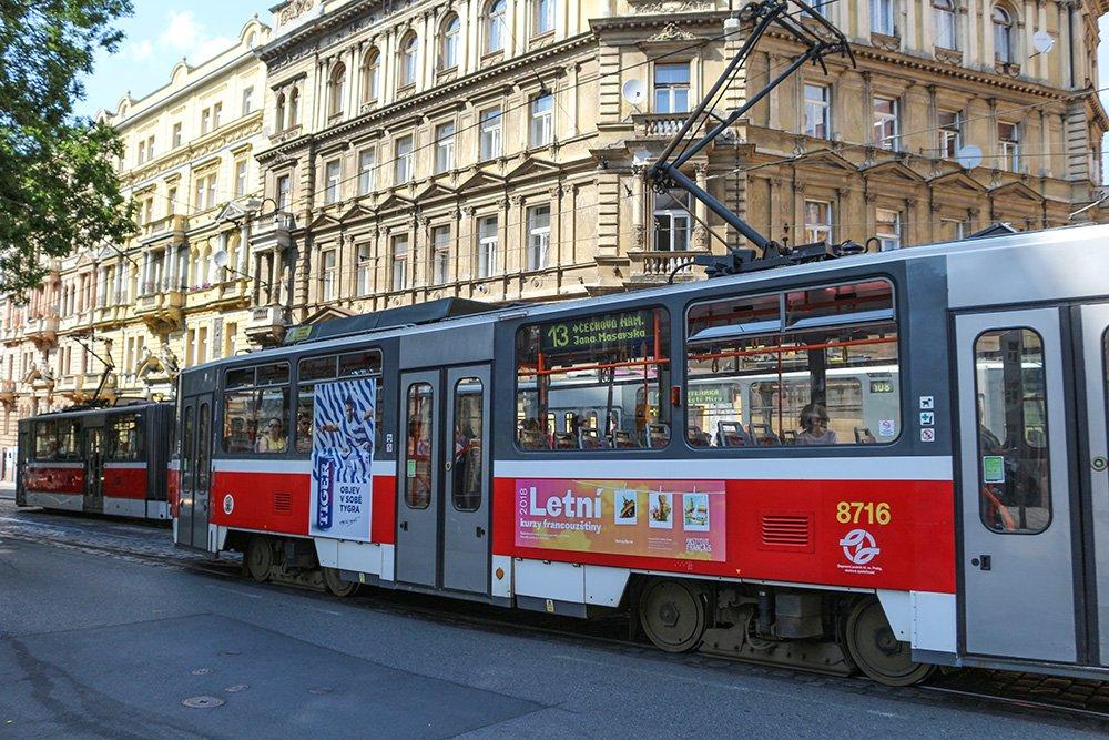 A useful guide to Prague public transport | Trams in Prague