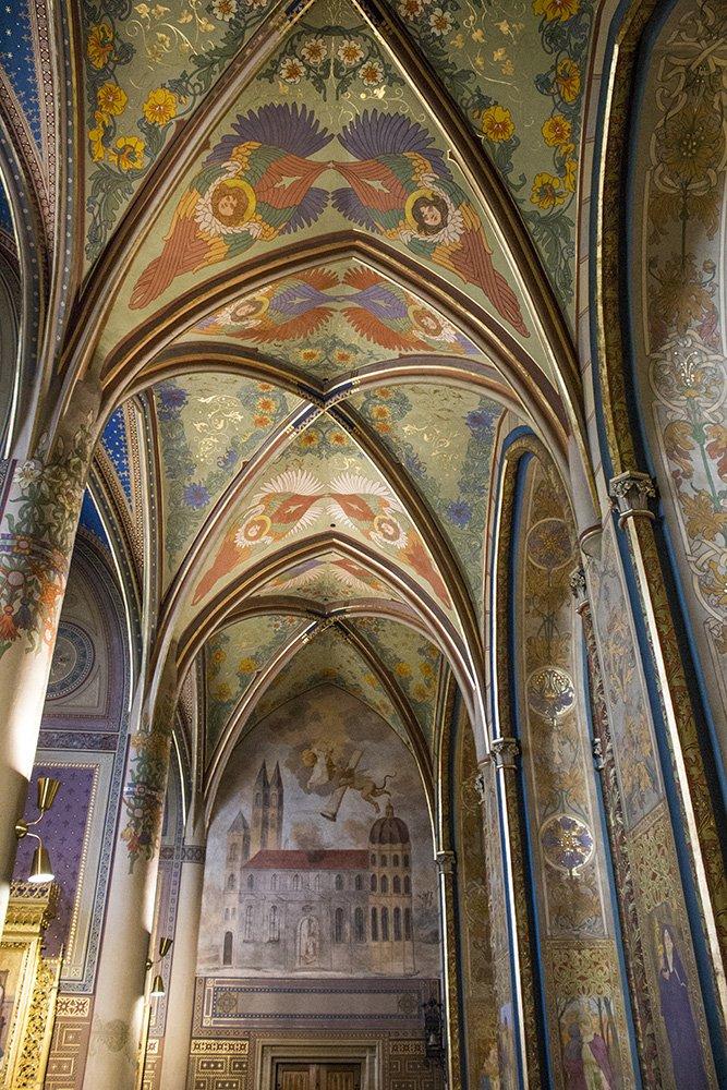 Достопримечательности Праги: Собор Петра и Павла