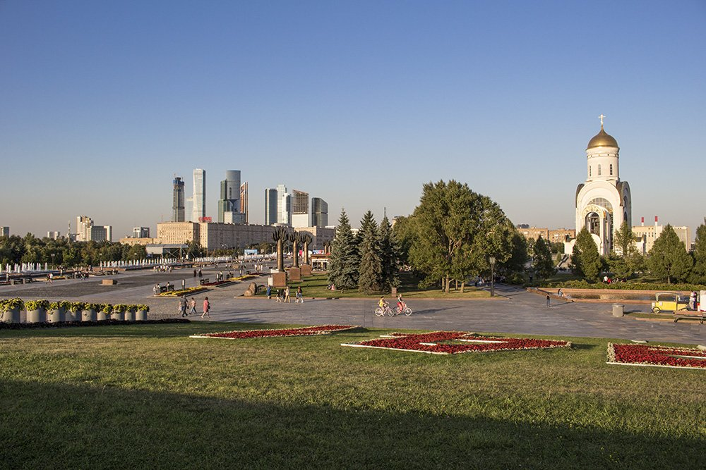 What to do in Moscow for free | Victory Park on Poklonnaya Hill in Moscow
