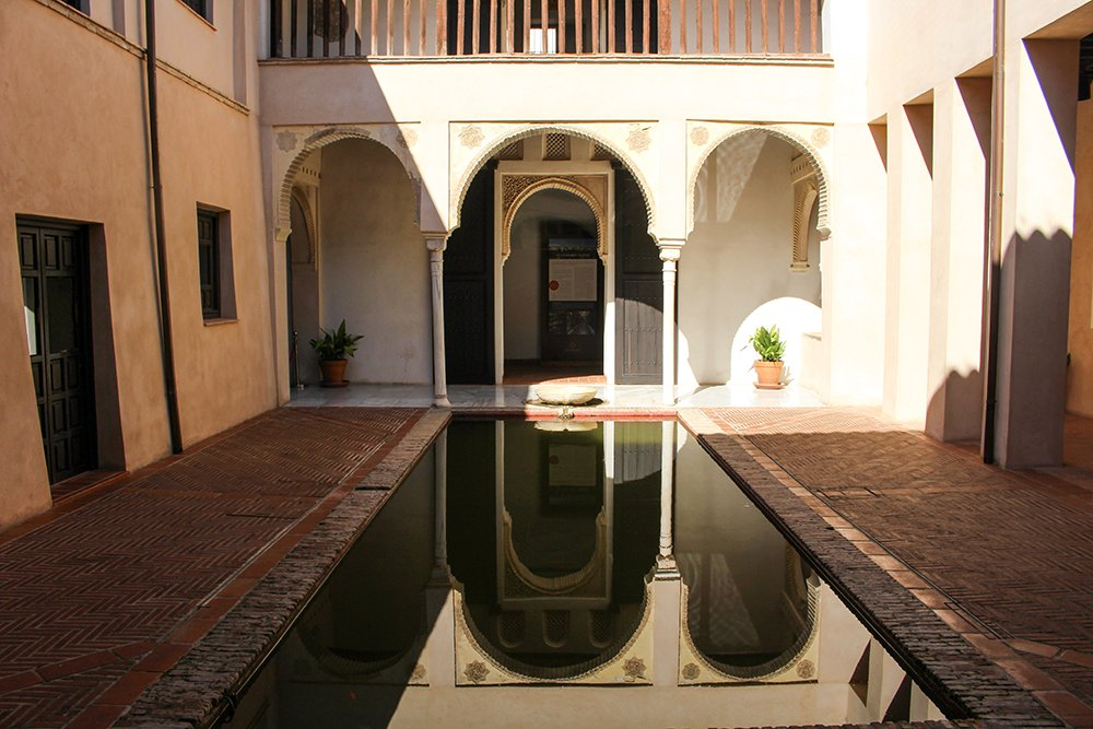 Дом Зафры в Гранаде