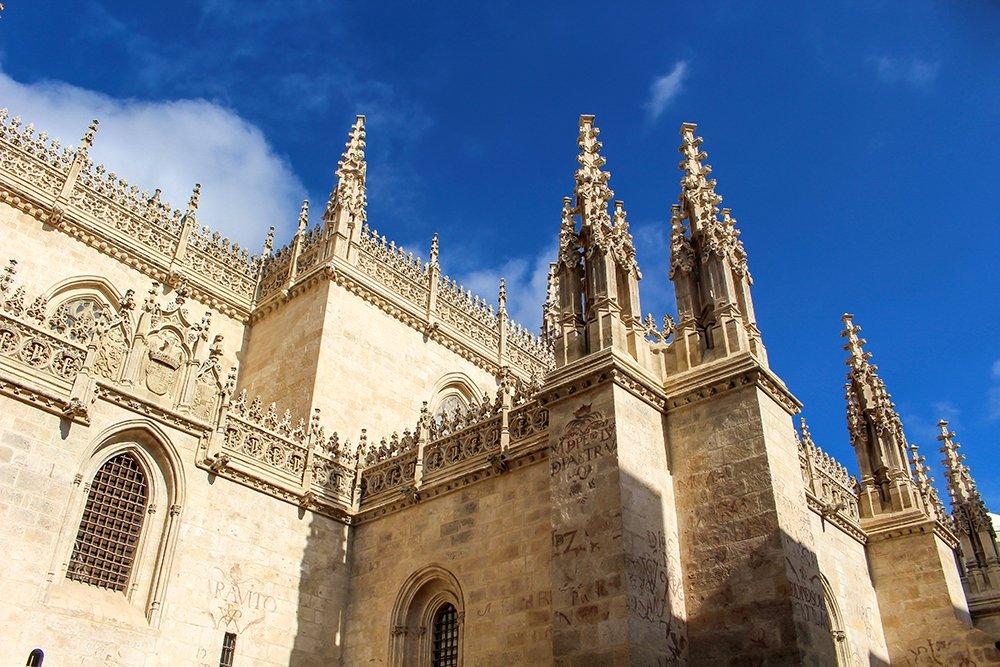 Испания: самые красивые достопримечательности Гранады (по моему скромному мнению)