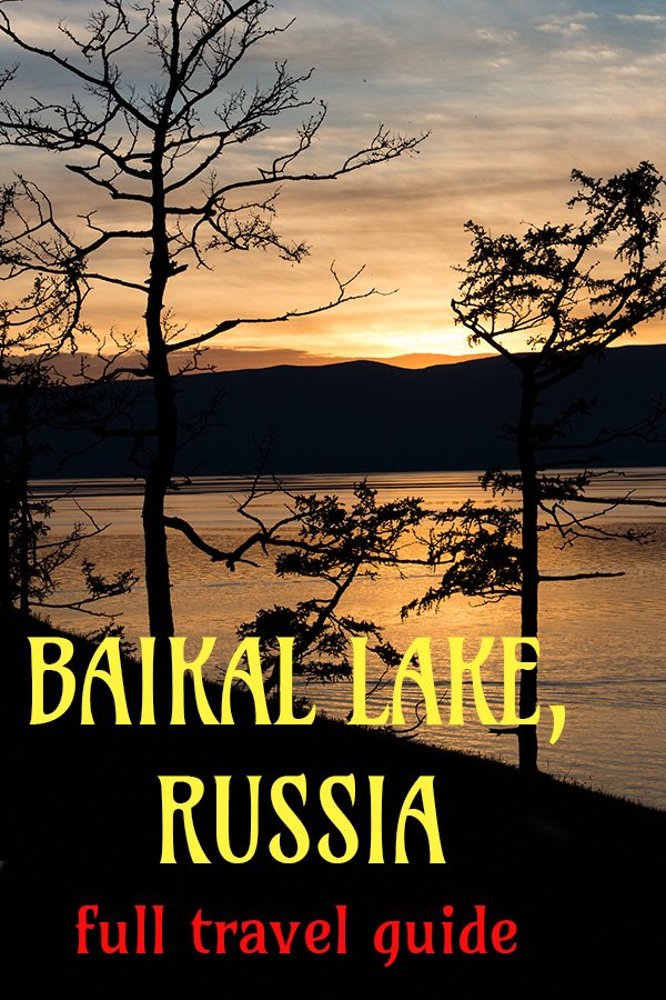 Full travel guide to Baikal Lake, Russia | How to get to Baikal Lake, Russia | Travel tips for Baikal Lake, Russia | Things to know before travelling to Baikal Lake, Russia | Places to see at Baikal Lake, Russia | Things to do at Baikal Lake, Russia