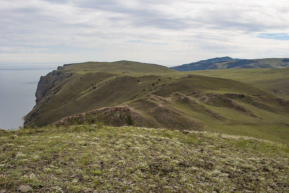 Tazheran Steppe