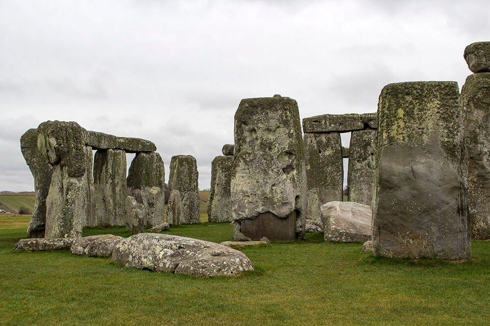 A closer look at Stonehenge