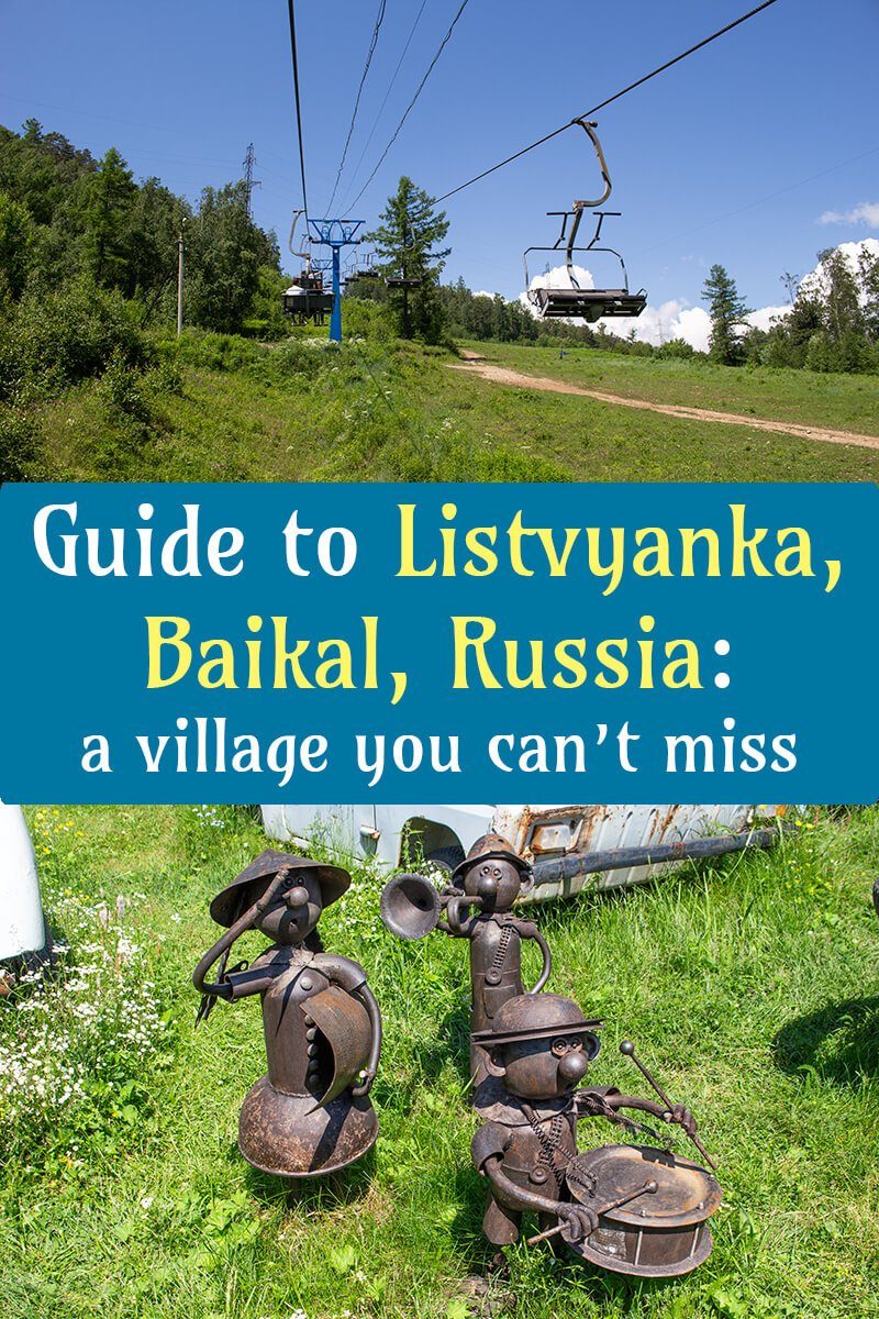 Full guide to Listvyanka, village on Baikal Lake in Russia | What to do in Listvyanka, Baikal Lake, Russia | Things to do in Listvyanka, Baikal Lake, Russia