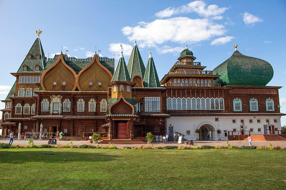 Kolomenskoye Palace in Moscow