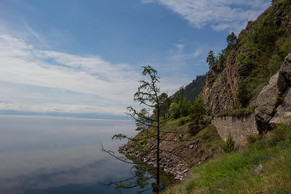 Baikal Lake mid-tour
