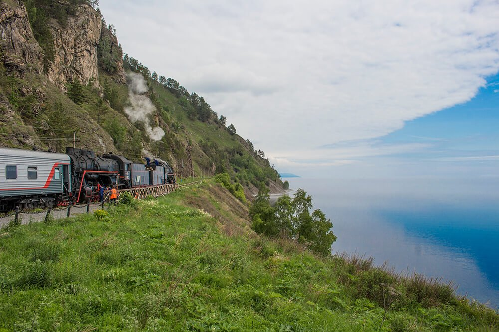All travel info about Circum-Baikal Railway, including a map