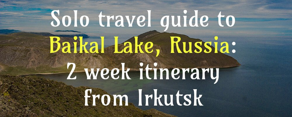 Baikal travel guide