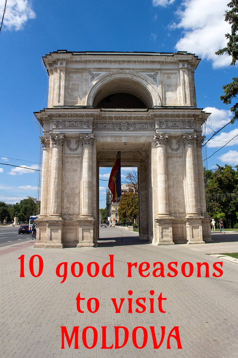 10 good reasons to visit Moldova | Why you should visit Moldova