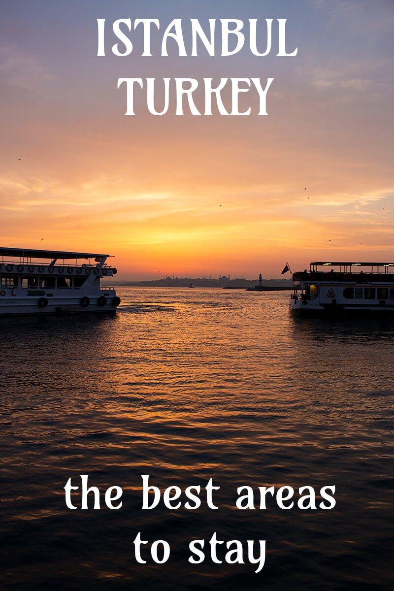 Where to stay in Istanbul, Turkey | The best areas to stay in Istanbul, Turkey