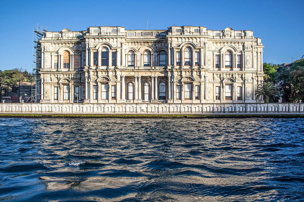 Beylerbeyi Palace in Istanbul